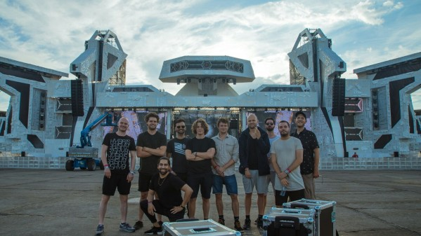 Noisia Super Crew!