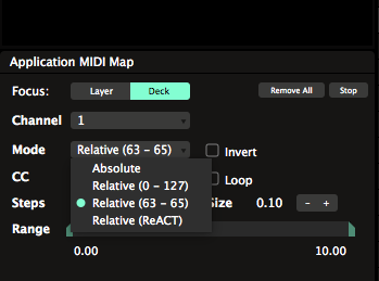 Resolume Speed Control Mapping Akai Apc 40 Mk2 - Resolume Forum