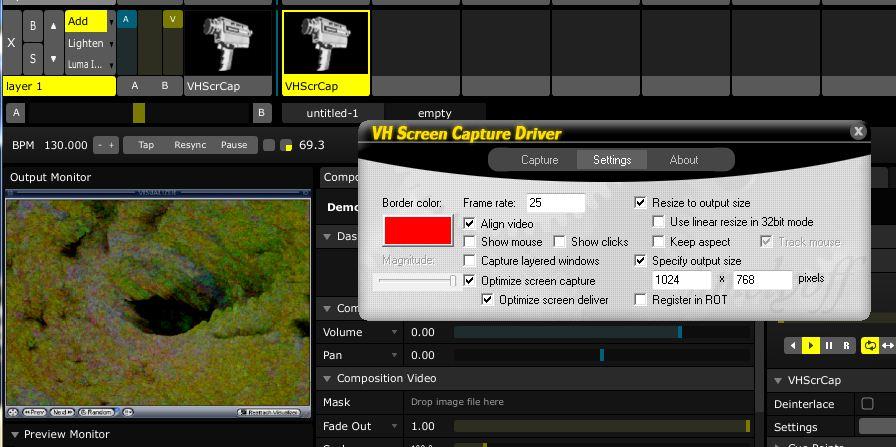 VH Screen Capture
