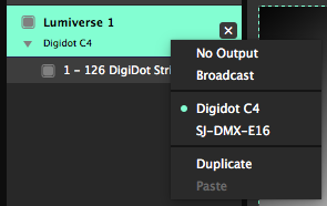 DMX Output - Resolume VJ Software