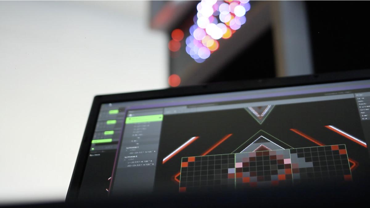 DMX Output - Resolume VJ Software