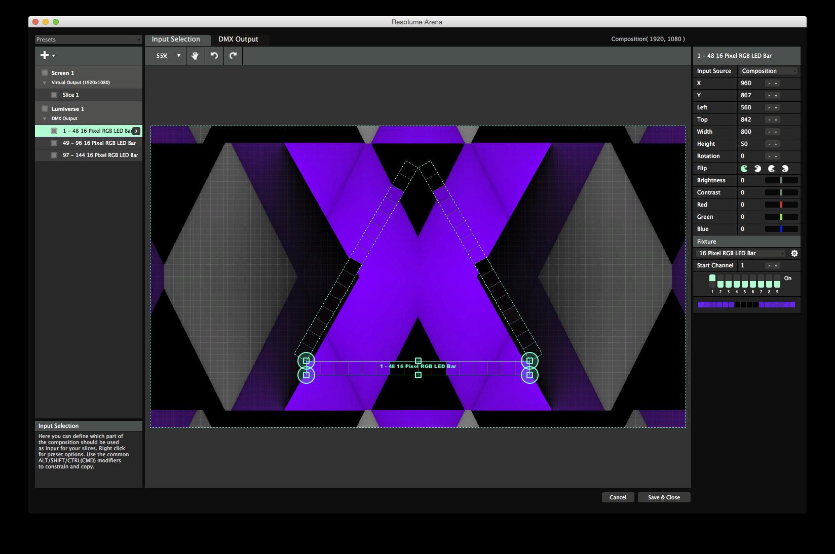 Dmx Output Resolume Vj Software